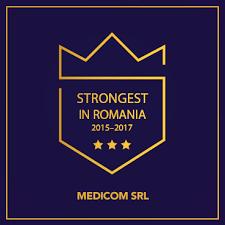 SC Medicom SRL, Románia